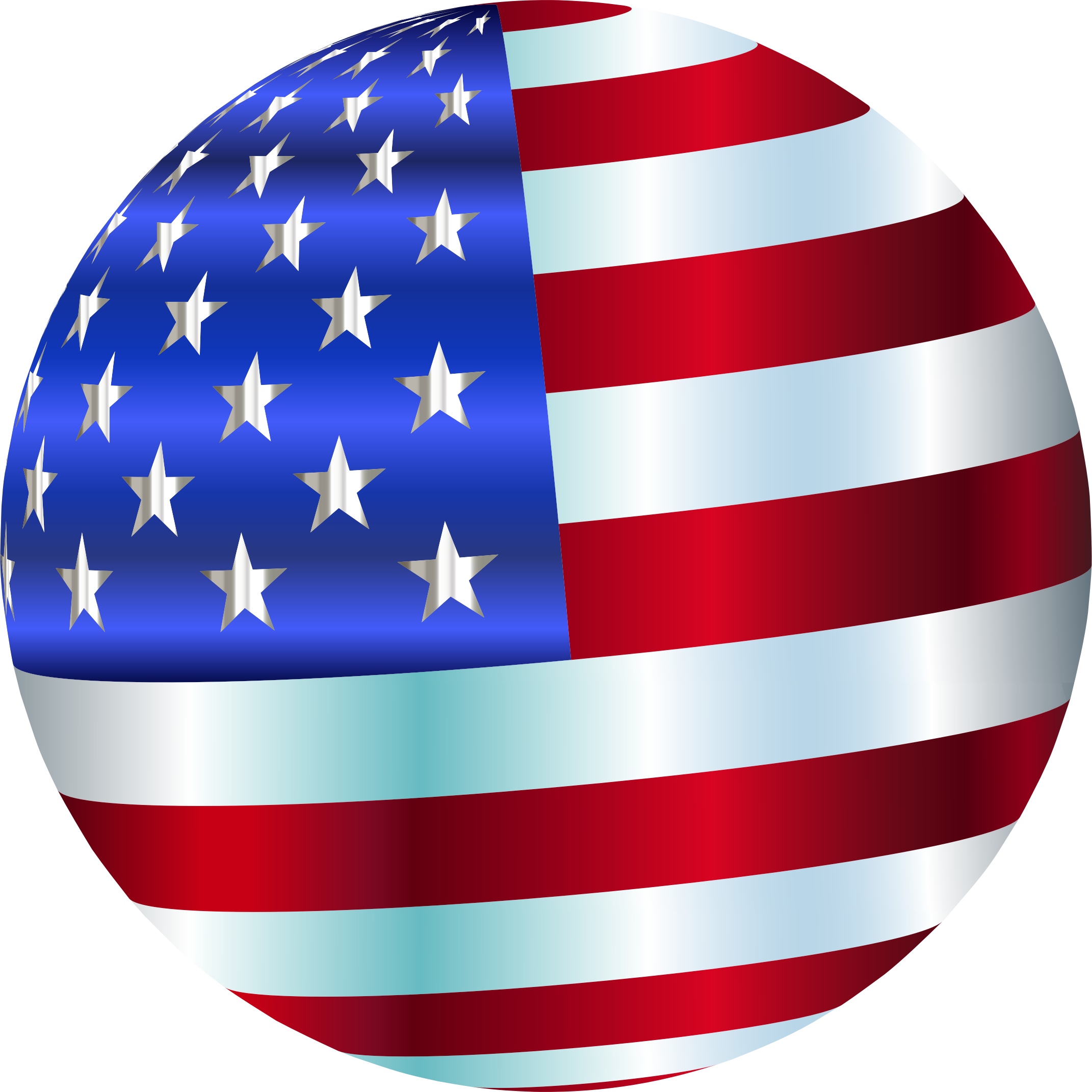 Clipart usa sphere enhanced. Clip art us flag