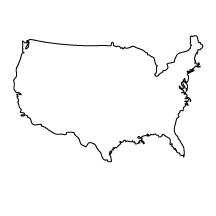 Clip art us map clip download Usa Map Clipart & Usa Map Clip Art Images - ClipartALL.com clip download