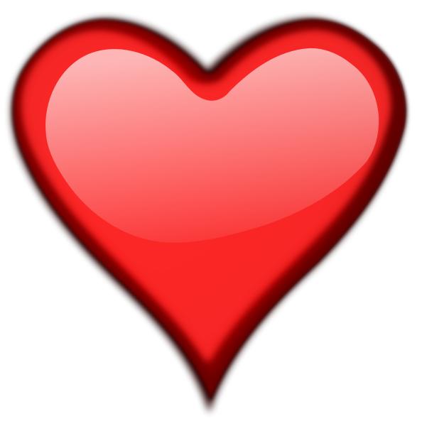Clip art valentine hearts jpg free library Free Valentine Hearts Clipart, 5 pages of Public Domain Clip Art jpg free library