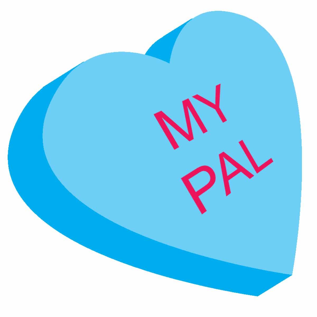 Clip art valentine hearts graphic freeuse download Valentine candy hearts clip art - ClipartFest graphic freeuse download