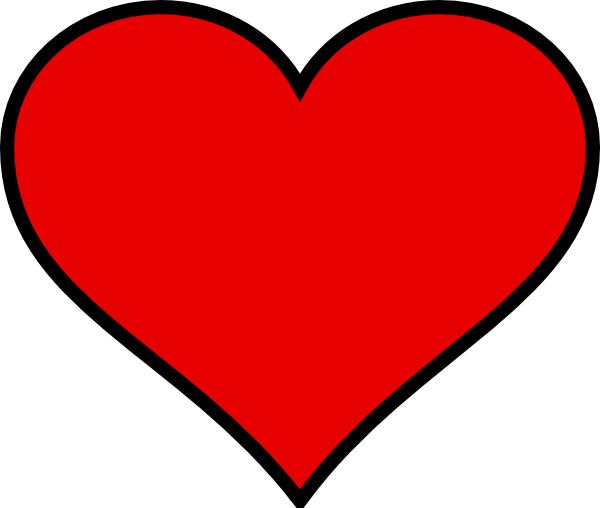 Clip art valentine hearts svg free stock Valentine's Hearts Clipart - Clipart Kid svg free stock