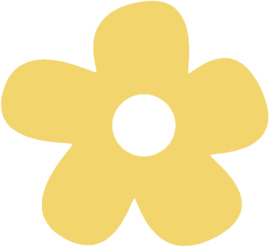 Clip art yellow flowers clip black and white library Flower Clip Art - Flower Images clip black and white library