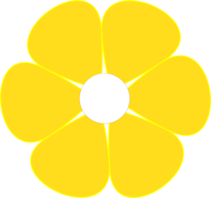 Clip art yellow flowers jpg free library Yellow flowers clipart - ClipartFest jpg free library
