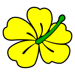 Clip art yellow flowers banner royalty free library Free clip art yellow flowers - ClipartFest banner royalty free library