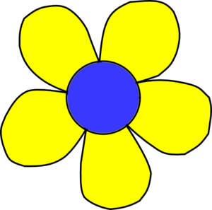 Clip art yellow flowers clipart library library Yellow Flower Clipart & Yellow Flower Clip Art Images - ClipartALL.com clipart library library