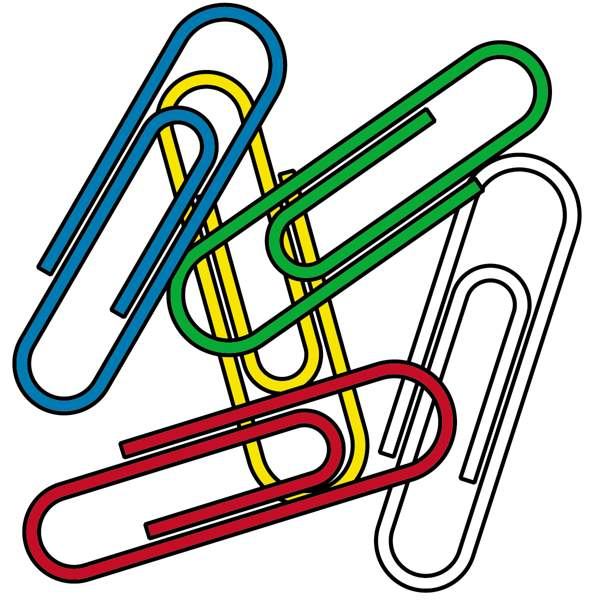 Paper clips clipart svg library Paper clip art clips | Clipart Panda - Free Clipart Images svg library