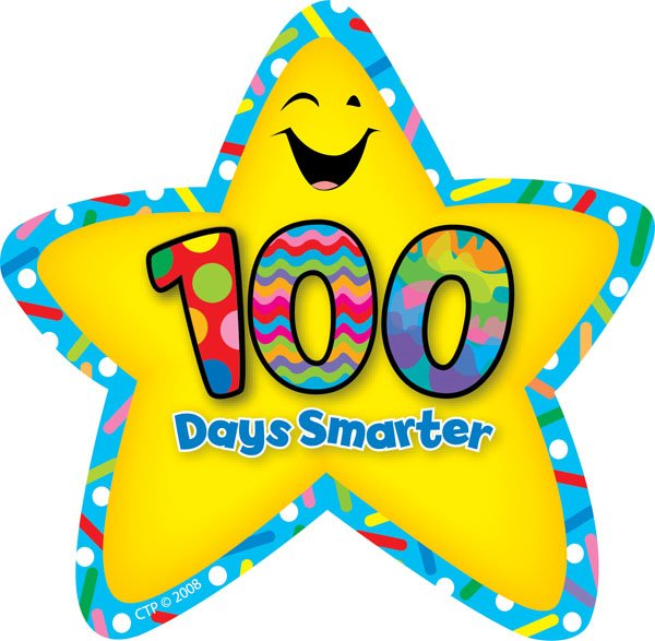 Clipart 100 days jpg transparent library 100 Days Of School Clip Art N2 free image jpg transparent library
