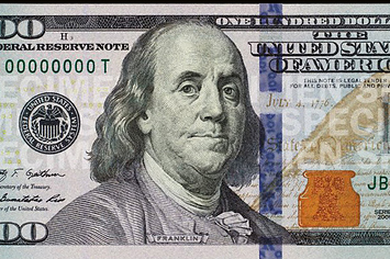 Clipart 100 dollar bill banner library Does The New $100 Bill Have WordArt On It banner library