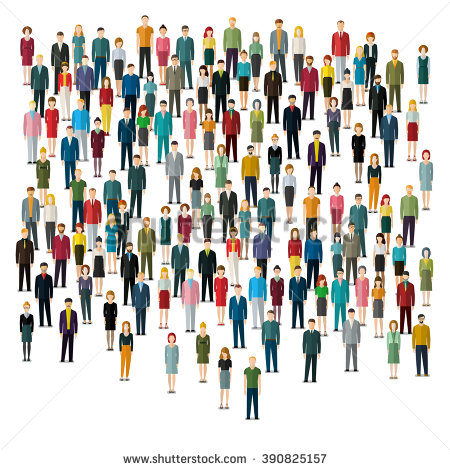 Clipart 100 people transparent library Urban people clipart - ClipartFest transparent library
