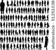 Clipart 100 people banner library Silhouettes Pictures, Silhouettes Clip Art, Silhouettes Photos ... banner library
