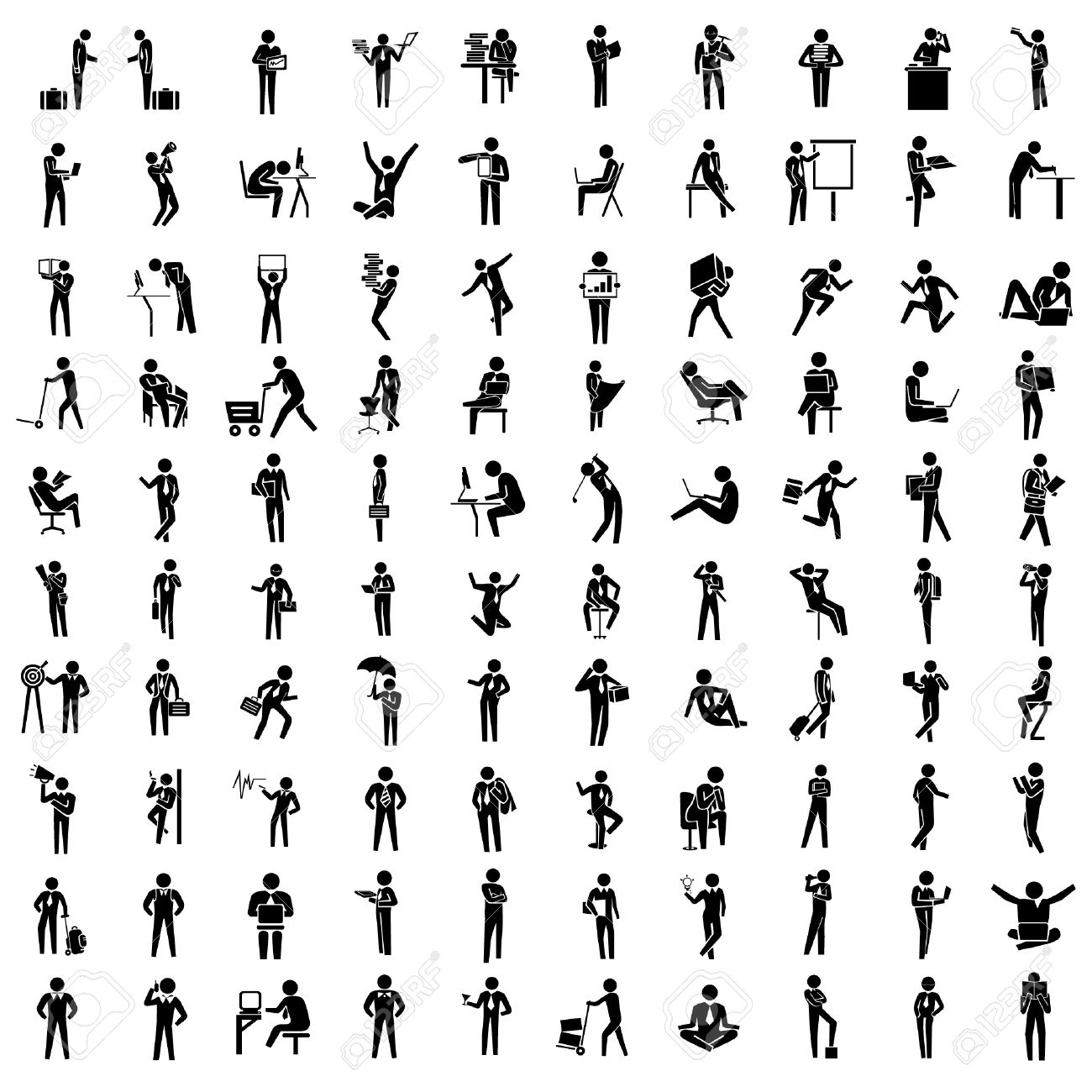 Clipart 100 people svg black and white 6,518 Acting Stock Illustrations, Cliparts And Royalty Free Acting ... svg black and white