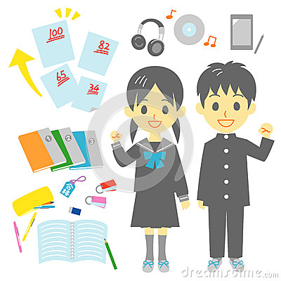 Clipart 100 people study clip art transparent library Study Tool And Children Stock Vector - Image: 60082955 clip art transparent library