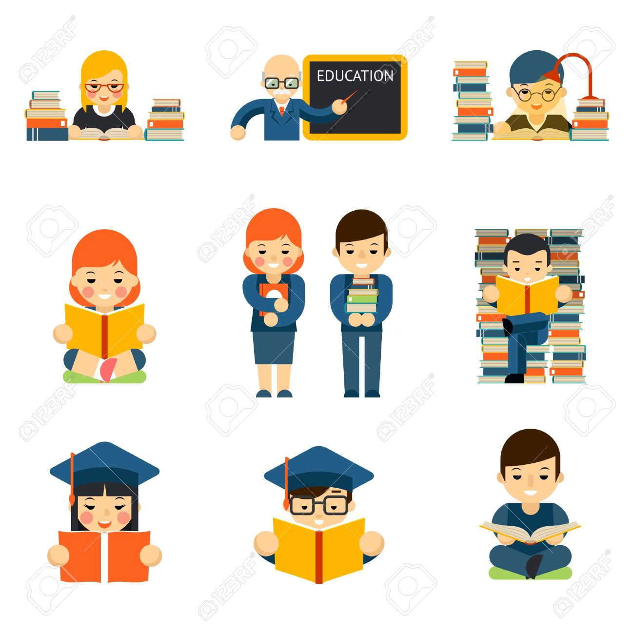 Clipart 100 people study svg Study Stock Photos & Pictures. Royalty Free Study Images And Stock ... svg