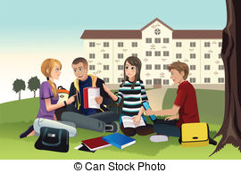 Clipart 100 people study graphic library stock Clipart 100 people study - ClipartFox graphic library stock