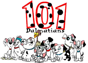 Clipart 101 freeuse stock 101 Dalmatians: The Series | Clipart Panda - Free Clipart Images freeuse stock