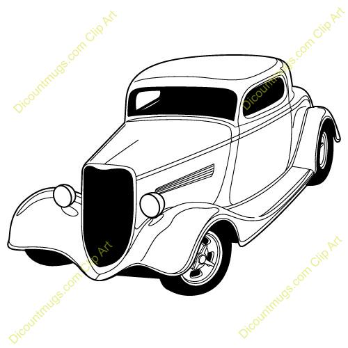 Clipart 1930s png transparent stock 1930s Hot Rod, ZZ-Top, car, | Clipart Panda - Free Clipart Images png transparent stock