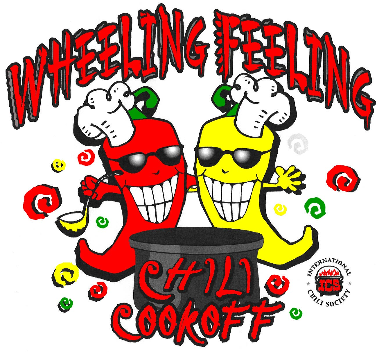 Clipart 1st annual chili cook off color jpg library library Wheeling Feeling Chili Cookoff - Almost Heaven - West Virginia jpg library library