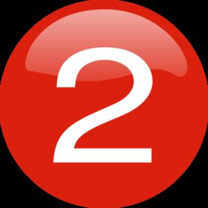 Number button clip art. Clipart 2