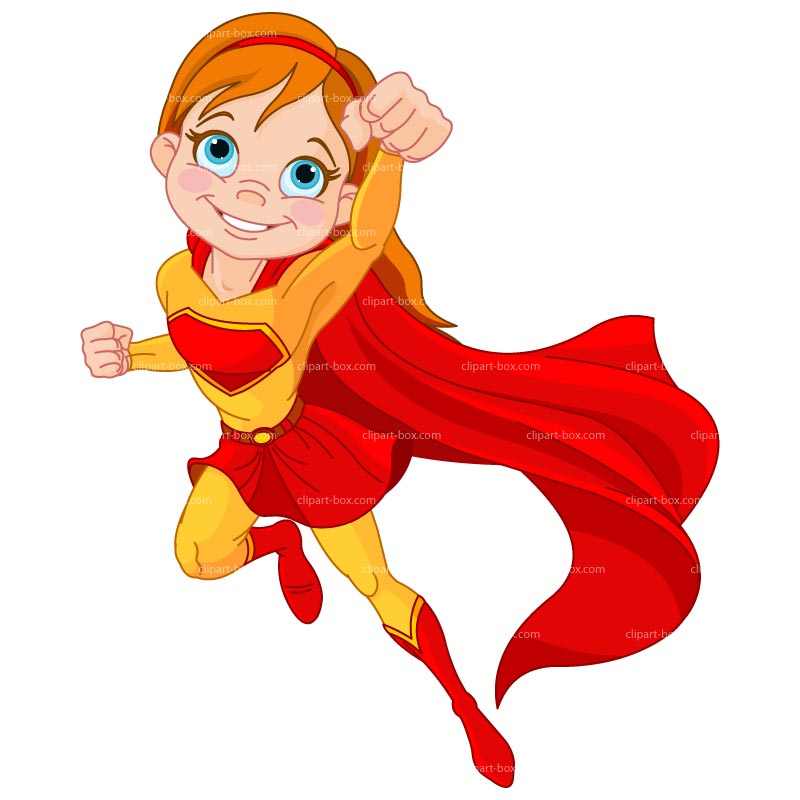Female superhero clipart free svg free library Superwoman clipart free images jpg - ClipartPost svg free library