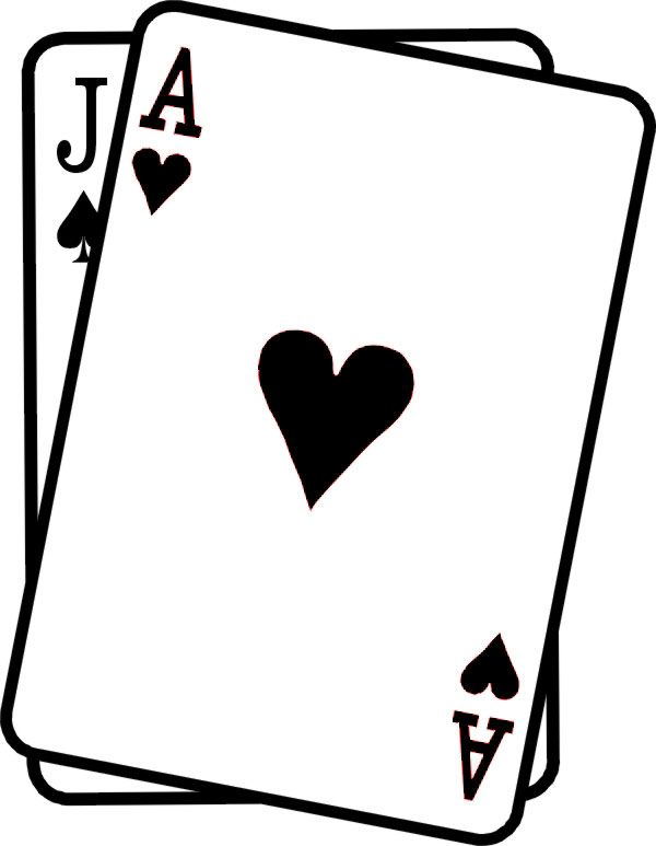 Clipart 21 blackjack hand graphic free stock Live Blackjack is the name of the game. - free - ios & android ... graphic free stock