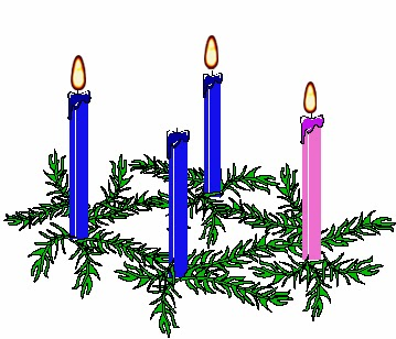 Third sunday in advent clipart banner transparent download Willy or Won\'t He?: Third Sunday in Advent banner transparent download