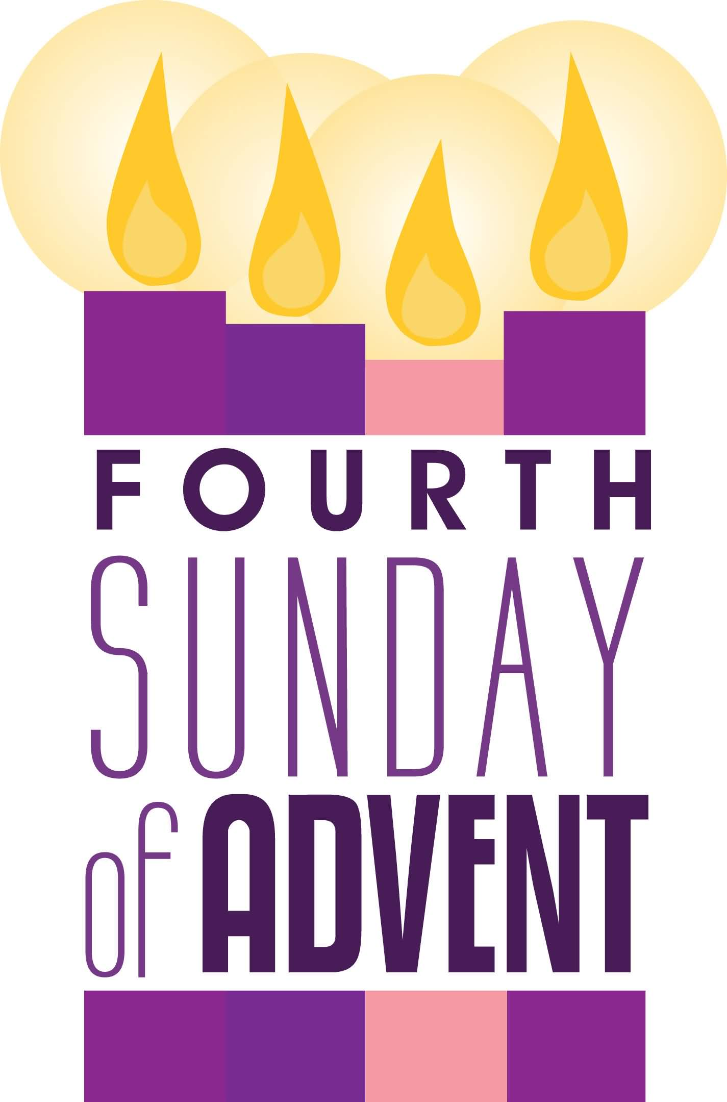 Fourth sunday of advent wreath clipart free black and white 50 Adorable Advent Wish Pictures And Photos black and white