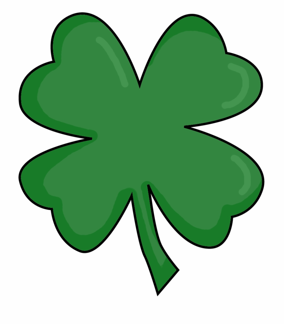 Clipart 4 h clover vector royalty free stock 4 Leaf Clovers Png - Clipart 4 Leaf Clover, Transparent Png Download ... vector royalty free stock