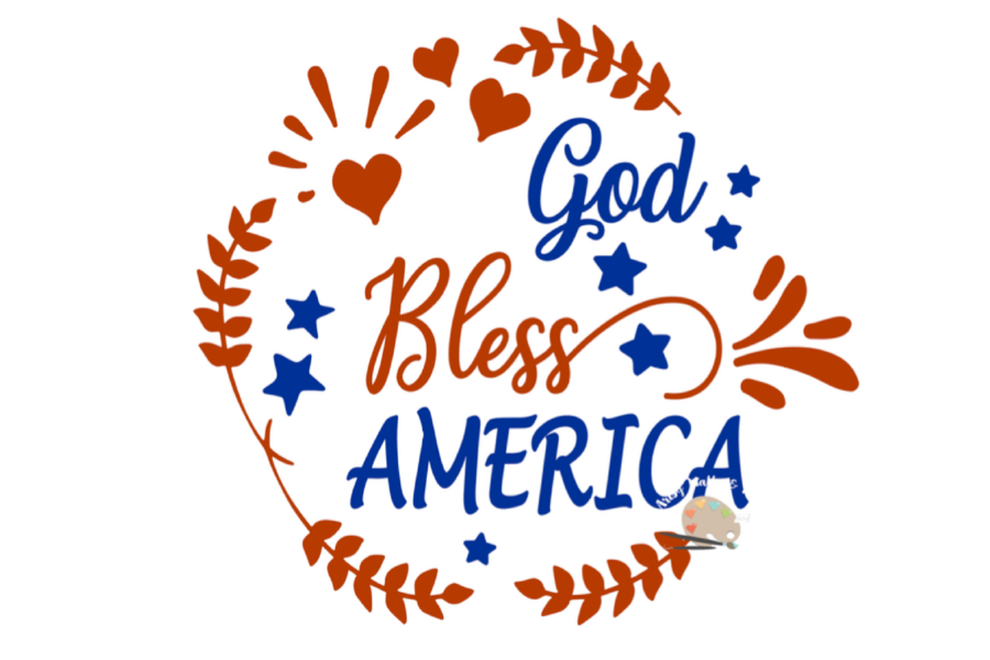 Clipart 4th of july god bless america svg free library Independence Day Usa clipart - Tshirt, Text, Font, transparent clip art svg free library