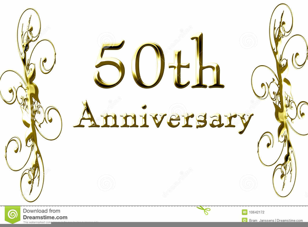 Clipart 50th wedding anniversary banner download Free Clipart Golden Wedding Anniversary | Free Images at Clker.com ... banner download