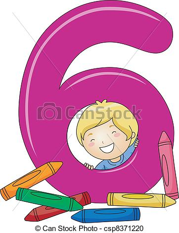 and stock illustrations. Clipart 6