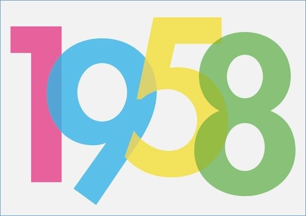 Clipart 60 geburtstag jpg library stock Einladungen Einladung zum 60 Geburtstag 1958 ein » Clipart Portal jpg library stock
