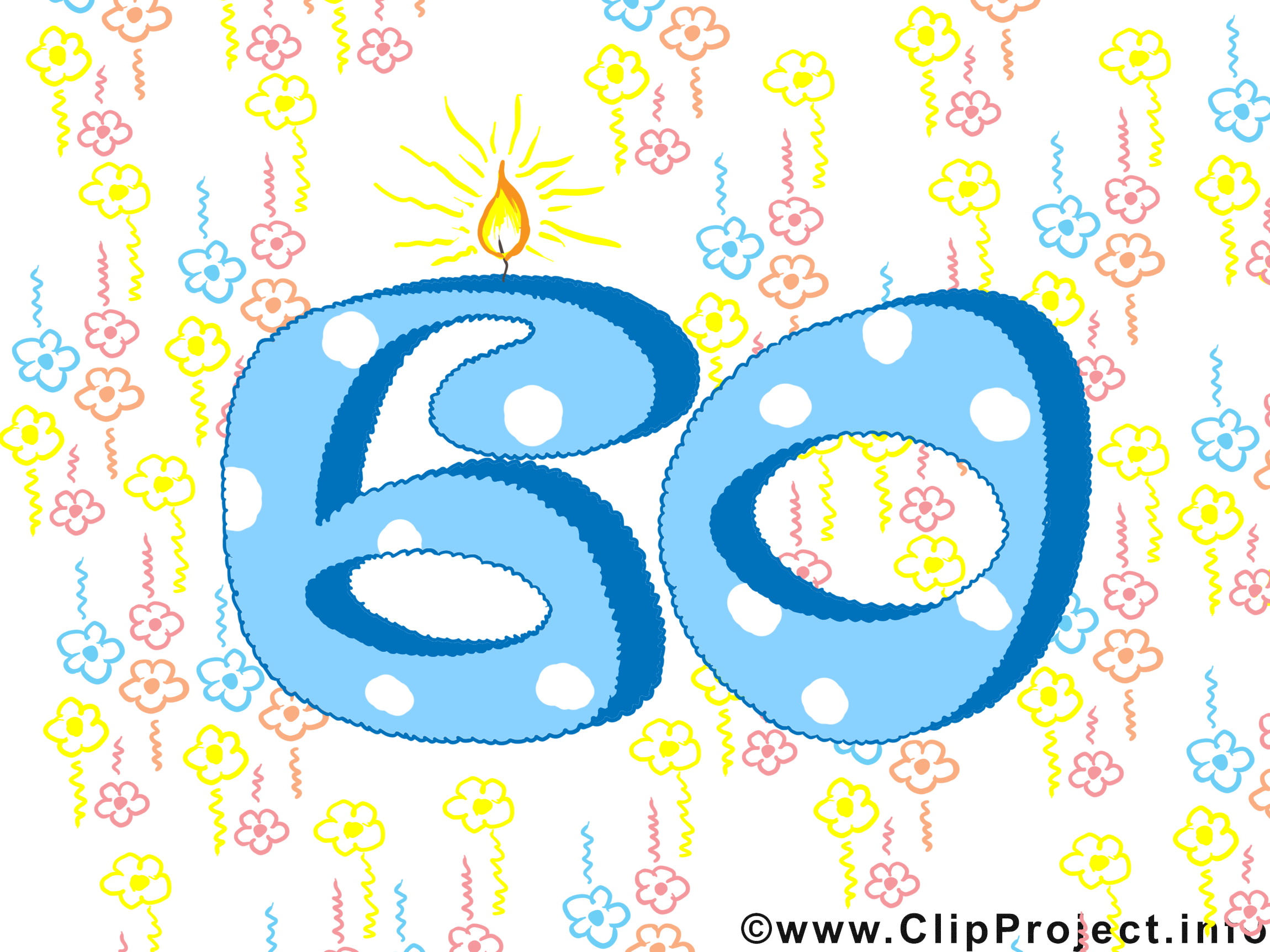 Clipart 60 geburtstag clipart Clipart 60 geburtstag 3 » Clipart Station clipart