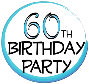 Clipart 60th birthday freeuse stock 61+ 60th Birthday Clip Art | ClipartLook freeuse stock