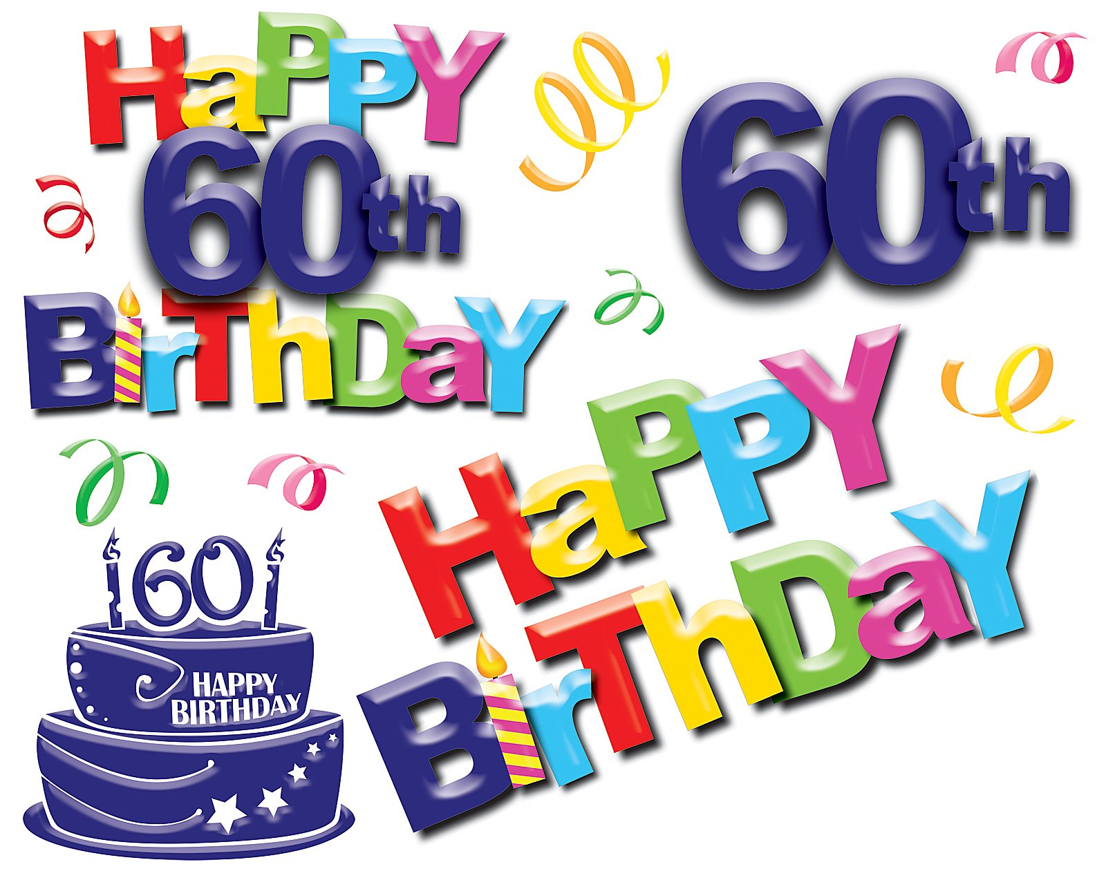 Clipart 60th birthday graphic transparent library 60 Birthday Clipart | Free download best 60 Birthday Clipart on ... graphic transparent library