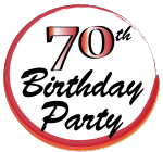 Clipart 70th birthday picture free download Latest and Greatest 70th Clip Art picture free download