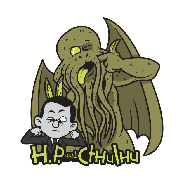 Clipart 7yhd clip freeuse library HP and Cthulhu clip freeuse library