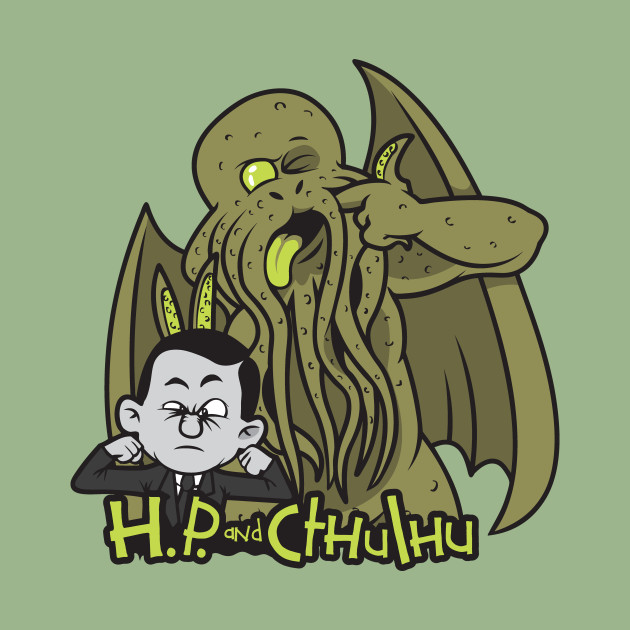 Clipart 7yhd png download HP and Cthulhu png download