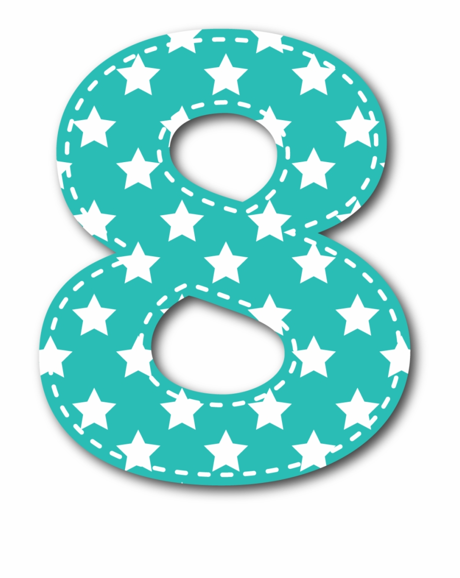 Clipart number 8 vector freeuse stock Free Download Numeros Clipart Number Alphabet Clip - Numero 8 En Png ... vector freeuse stock