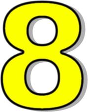 Clipart number 8 banner download Free Number 8 Cliparts, Download Free Clip Art, Free Clip Art on ... banner download