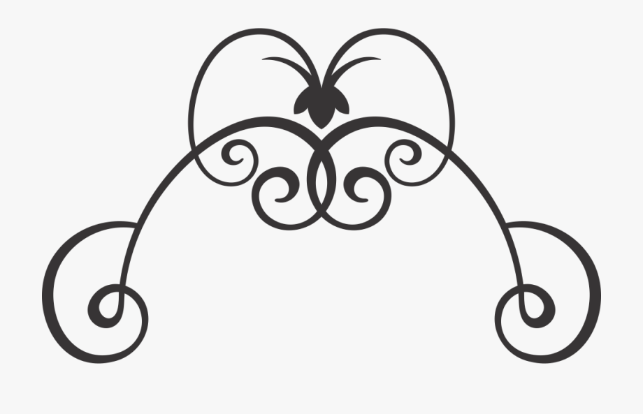 Clipart 95 clipart download Wedding Program Clipart Graphic Design 95 - Line Art #549296 - Free ... clipart download