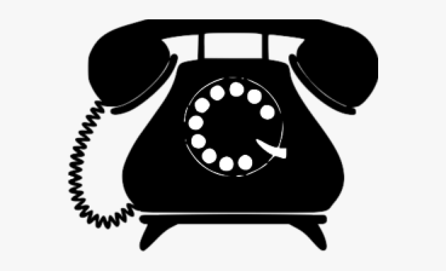 Old fashioned phone clipart graphic free Telephone Clipart Svg - Old Fashioned Phone Clip Art #368891 - Free ... graphic free