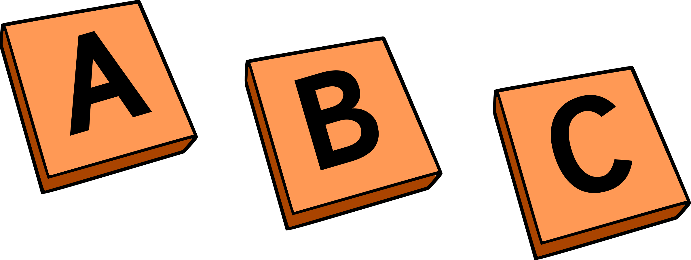 Big image png. Clipart of abc