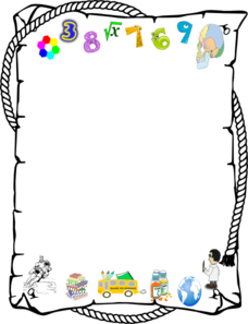 Clipart abc background free download Abc Border Clipart - Clipart Kid free download