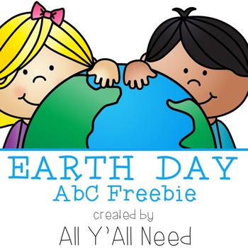 Earth day freebie by. Clipart abc order