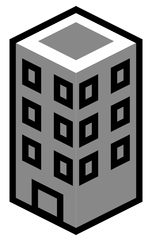 Free clipart buildings clip art royalty free Free Clipart: Building 1 | jcartier clip art royalty free