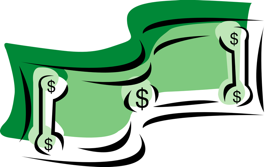 Clipart of no money picture Money Clipart - Coloring Pages Zone picture