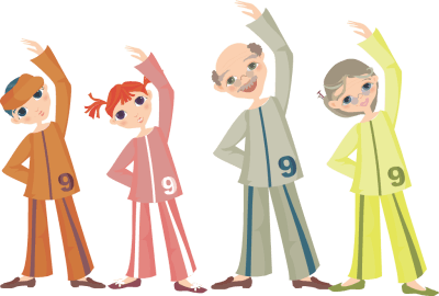 Clipart active family free stock Active Family Cliparts - Cliparts Zone free stock