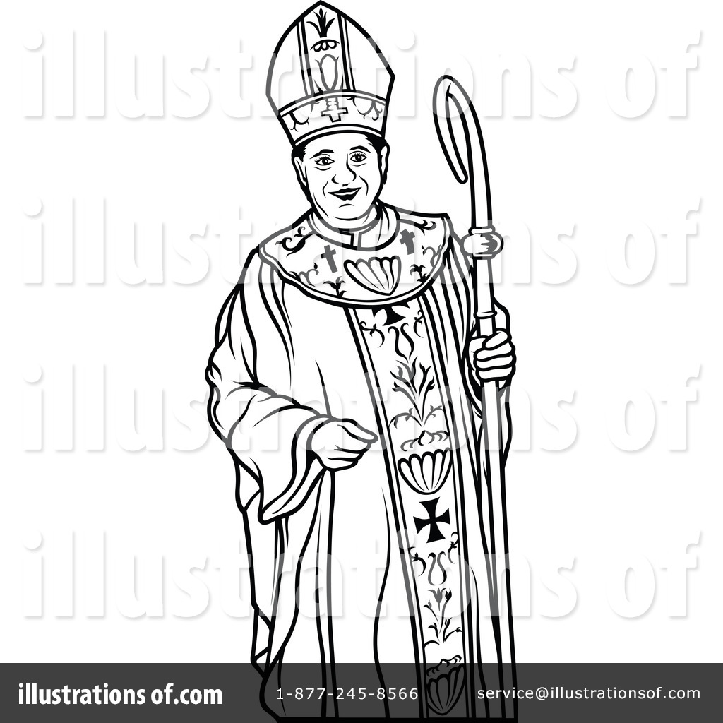 Clipart african american bishop vector transparent Bishop Clipart #1297719 - Illustration by dero vector transparent