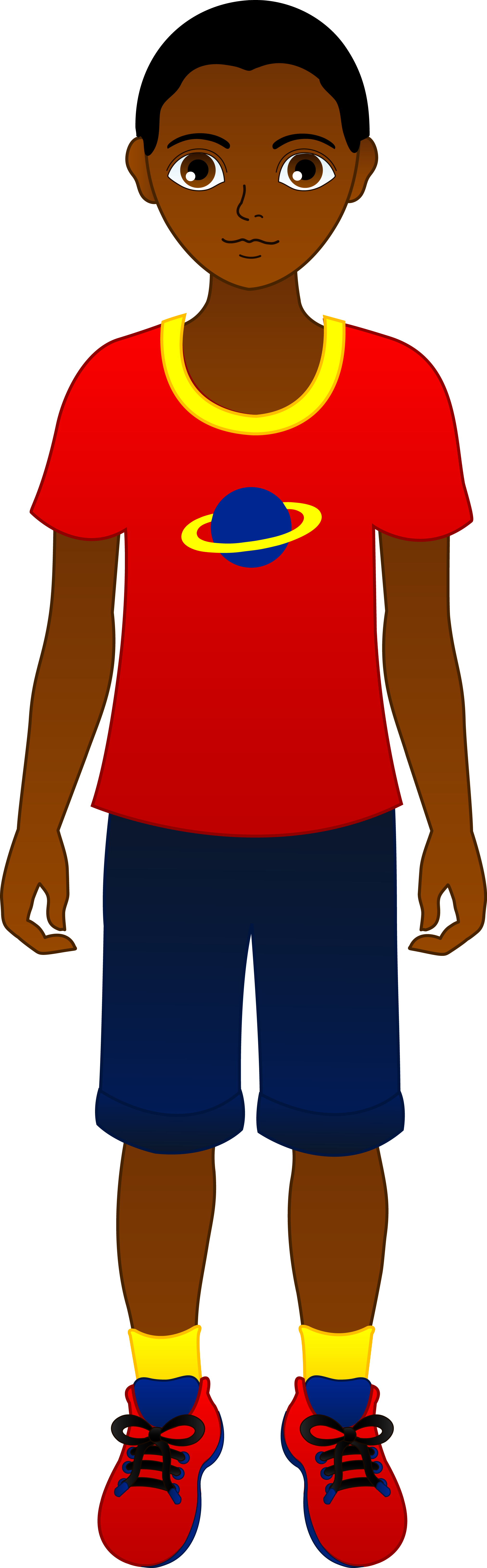 Clipart african american boy svg freeuse stock Free Black Boy Picture, Download Free Clip Art, Free Clip Art on ... svg freeuse stock