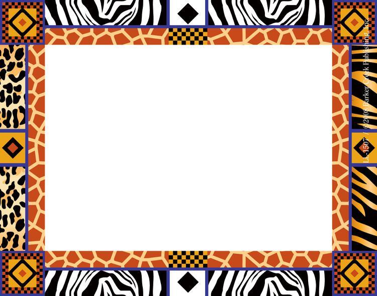 Clipart african boarders transparent library Free african clipart borders 2 » Clipart Portal transparent library